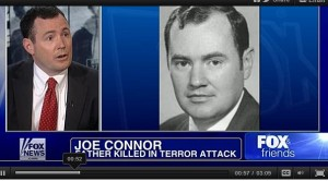 Joe on Megyn Kelly Terrorism Special / Frank Connor, forever 33