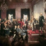 Signing of our Constitution
