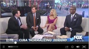 Joe on Fox & Friends Sunday morning, fighting for extradition of fugitives from Cuba