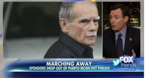 No Terrorist Hero: Sponsors and politicians abandon the Puerto Rican Day Parade
