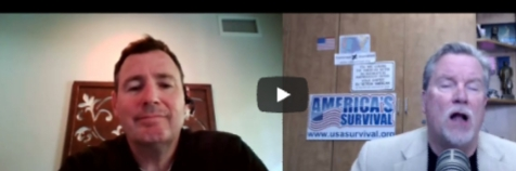 Winning Justice for our father; Cliff Kincaid and Joe on America's Survival TV